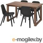Обеденная группа Ikea Морбилонга/Одгер 493.050.71