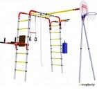 Игровой комплекс Romana Fitness R.103.20.04 (без качелей)