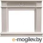 Портал для камина Смолком Neoclassic SYM 26/MB/JUP (белый дуб)