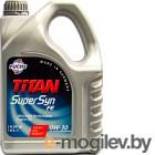 Моторное масло Fuchs Titan Supersyn FE 0W30 / 601425356 (5л)