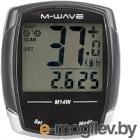 Велокомпьютер M-Wave M14W / 244732