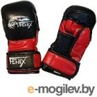Перчатки для рукопашного боя FENIX D143F (XL, черный)