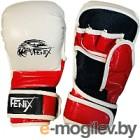 Перчатки для рукопашного боя FENIX D144F (XL, белый)
