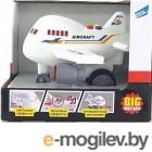 Самолет игрушечный Big Motors RJ6687A
