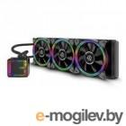 Жидкостная система охлаждения H120 Universal Platfrom PWM Single 5colors+ LED fan