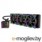 Жидкостная система охлаждения H360 Universal Platfrom PWM Single 5colors+ LED fan