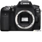 Зеркальный фотоаппарат Canon EOS 90D Body / 3616C003 (черный)