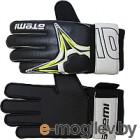 Перчатки вратарские Atemi AFG-11 (XL, черный)