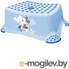 Табурет-подставка Lorelli Mickey Light Blue / 10130350659