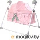 Качели для новорожденных Carrello Dolce CRL-7501 (bow pink)