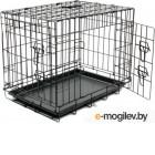Клетка для животных Duvo Plus Pet Kennel X-Large 780/483/DV (черный)