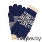 Xiaomi Mi Wool Screen Touch Gloves Mens р.UNI Blue