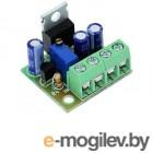 Электронные конструкторы и модули Радио КИТ Стабилизатор напряжения RP212.1