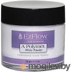 Пудра акриловая для ногтей EzFlow A-Polymer Truly White Acrylic Powder (21г)