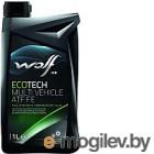 Трансмиссионное масло WOLF EcoTech Multi Vehicle ATF FE / 3014/1 (1л)