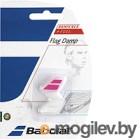 Виброгаситель для теннисной ракетки Babolat Flag Damp / 700032-184 (черный/белый/розовый)