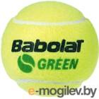 Набор теннисных мячей Babolat Green / 501066 (3шт, желтый/зеленый)