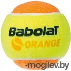 Набор теннисных мячей Babolat Orange / 501035 (3шт, желтый/оранжевый)