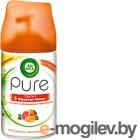 Сменный блок для освежителя воздуха Air Wick Pure 5 эфирных масел апельсин и грейпфрут (250мл)