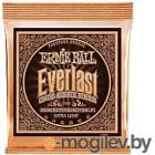 Струны для акустической гитары Ernie Ball 2550 Everlast Phosphor Extra Light Acoustic