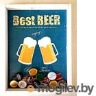 Копилка для пробок Grifeldecor Best Beer