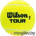 Набор теннисных мячей Wilson All Court 3B / WRT106300 (3шт)
