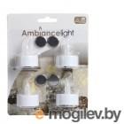 Светодиодные свечи Koopman International Класические 4шт 3.8х4.8cm White AX5990050/XX8990010