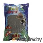 Грунты для аквариумов и террариумов Эко грунт Чёрный кристал 3-5мм 3.5кг г-0124
