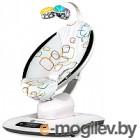 Качели для новорожденных 4Moms MamaRoo Plush RS (многоцветный)