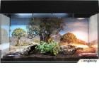 Террариум Lucky Reptile Стартовый комплект для сухопутных черепах / SK80TO-B (черный)