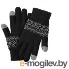 Теплые перчатки для сенсорных дисплеев Xiaomi FO Gloves Touch Screen Warm Velvet Black