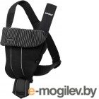 BabyBjorn Original Cotton Black-White