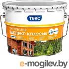 Антисептик для древесины Текс Биотекс Классик Универсал (9л, вишня)