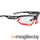 Очки солнцезащитные Rudy Project Fotonyk / SP457306-0001 (Matt Black/Red Fluo ImpX2 Black)