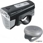 Фонарь для велосипеда Topeak Soundlite USB W / TMS077B (черный)