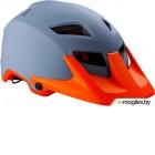 Защитный шлем BBB Ore BHE-58 (L, серый/оранжевый)