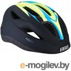 Защитный шлем BBB Hero BHE-48 (M, желтый)
