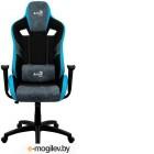 Игровое кресло Aerocool COUNT Steel Blue  (стальной синий)