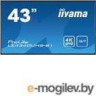 Информационная панель Iiyama ProLite LE4340UHS-B1