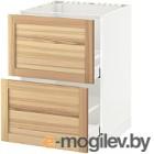 Шкаф под мойку Ikea Метод/Максимера 192.348.53