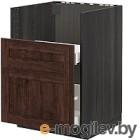 Шкаф под мойку Ikea Метод 692.995.97