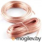 Kicx SCC-1612 Акустический кабель, 16AWG, 12м, прозрачный