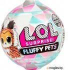 Кукла-сюрприз L.O.L. Surprise! Surprise Fluffy Pets Winter Disco 559719