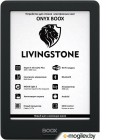 Электронная книга Onyx Boox Livingstone (черный)