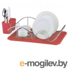 Сушилка для посуды Zeidan Z-1170 Red