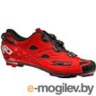 Велотуфли Sidi MTB Tiger SRS Matt Carbon / CTIGERMATT (р-р 40, красный)