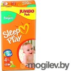 Pampers Sleep & Play 4 Maxi 7-18 кг Jumbo Pack 68 шт
