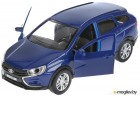 Масштабная модель автомобиля Технопарк Lada Vesta Sw Cross / VESTA-CROSS-BU