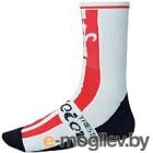 Носки Wilier Cento Uno 16 / WL75 (XXL, белый/красный)