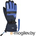 Перчатки горнолыжные Reusch Luis R-Tex XT Junior / 4961243 4458 (р-р 6, Dress blue/Brilliant blue)